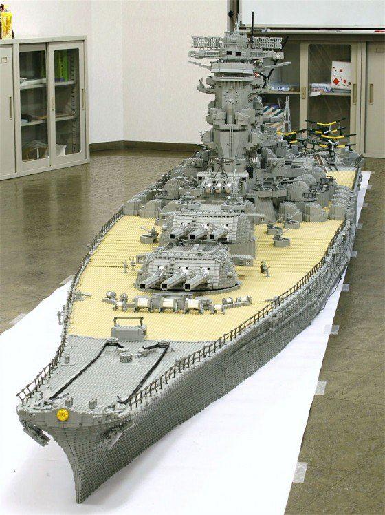 Lego Battleship