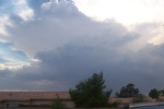 Thunderstorm nearby Cal City 001