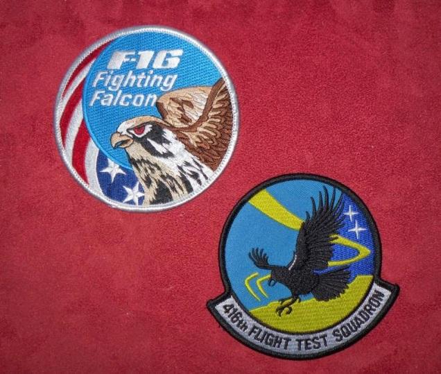 F16s 416 FLTS and AMU